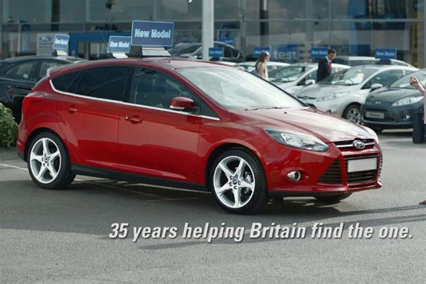 Auto Trader: celebrates its heritage in £2m ad campaign