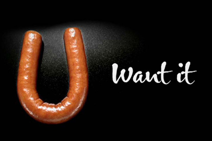 Sausages radio ad... banned