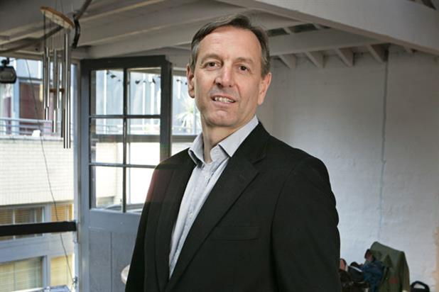 Mark Lund, former chief executive, COI; founder, Now