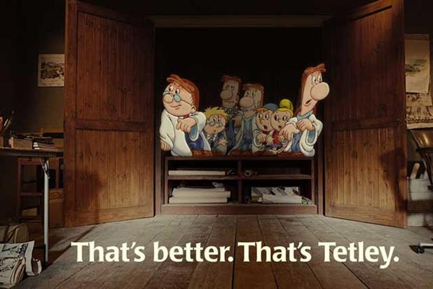 End of Tetley Tea Folk
