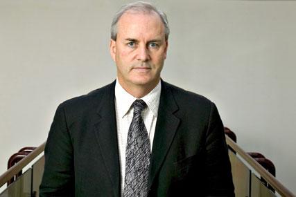 Hamish Pringle: IPA's director general