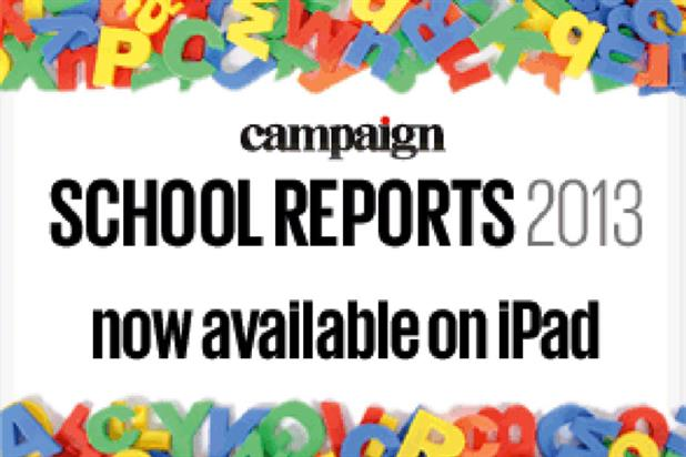 Campaign School Reports 2013 now available