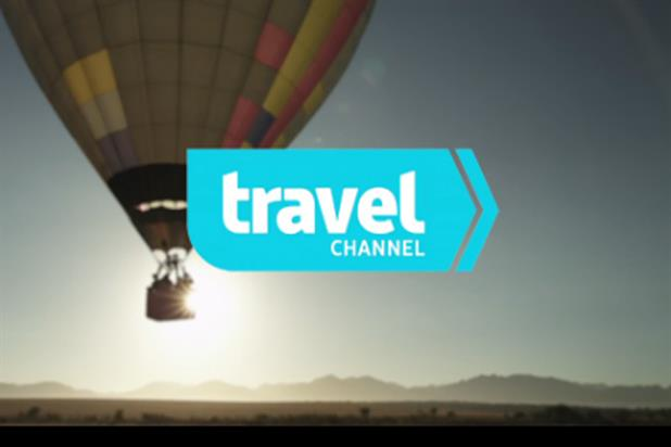 The Travel Channel: rolls out rebrand