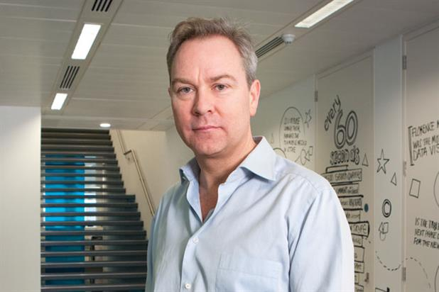 Nick Emery: chairman of judges at this year's Campaign Media Awards