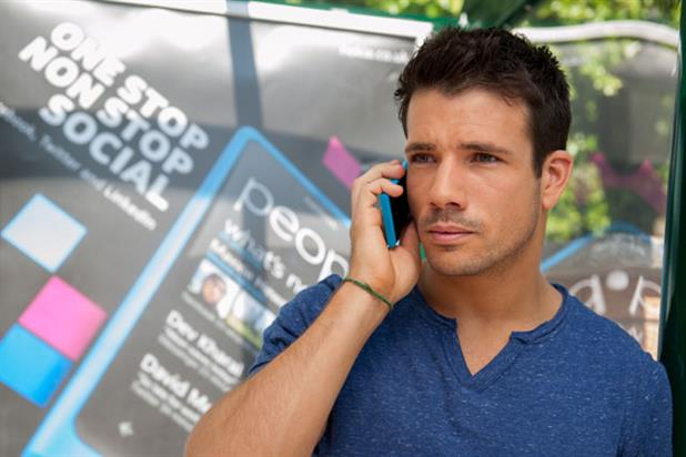 Hollyoaks: characters will use Lumia smartphones under the product placement deal