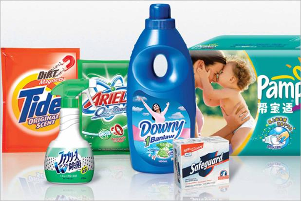 Procter & Gamble AAI: moves business to Singapore