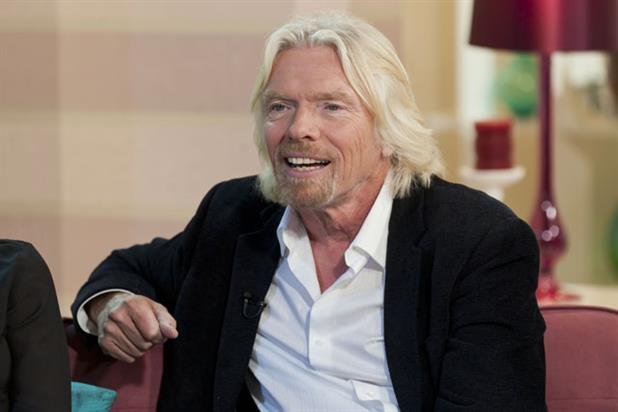 Branson: appointed Saatchi & Saatchi and Kitcatt Nohr Digitas