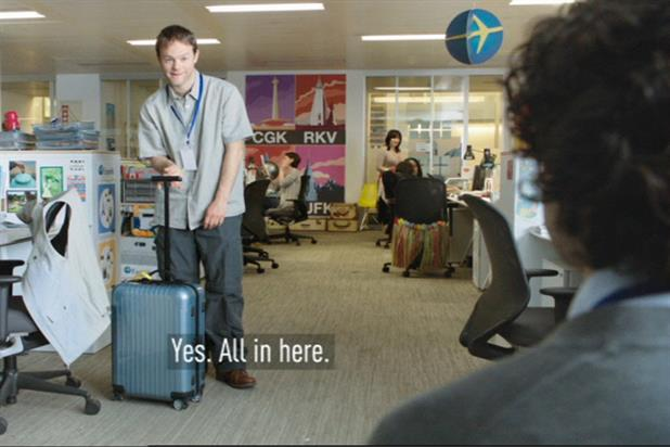 Ogilvy & Mather's Expedia campaign split opinion