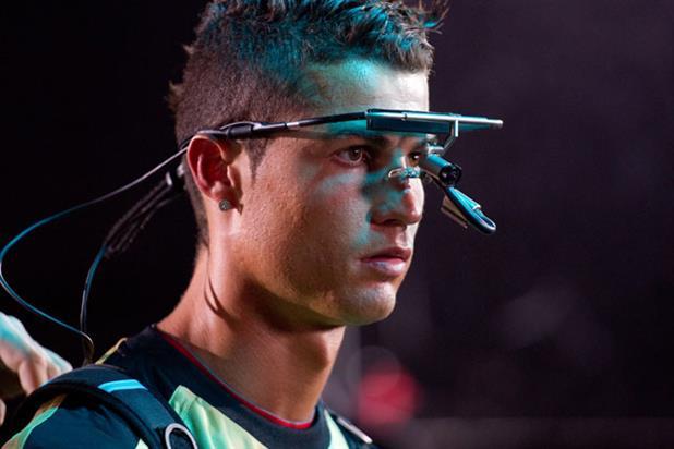 Cristiano Ronaldo: stars in Castrol ad funded film