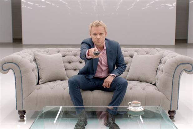 Virgin Media: TiVo campaign starring Marc Warren