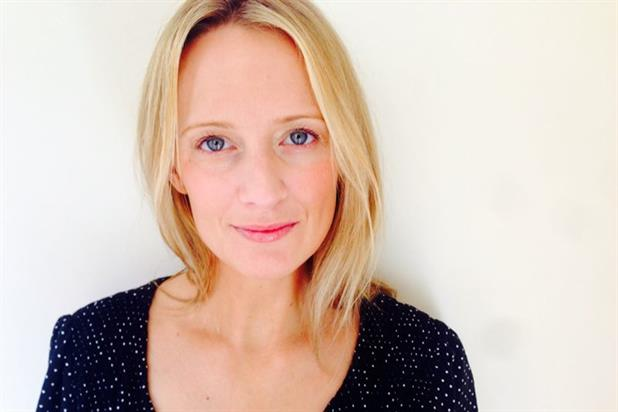 Amy Garrett: joins Droga5 Europe as head of project management.