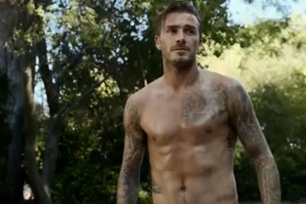 David Beckham: stars in H&M spot directed by Guy Ritchie