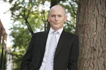 Jim Hytner: president of UM EMEA