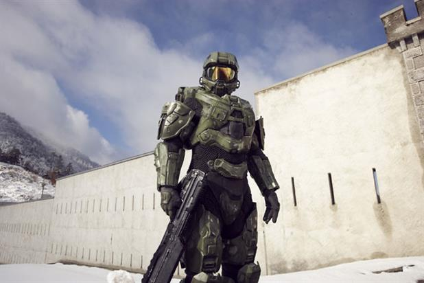 Halo 4 : Liechtenstein provided the setting for latest version of the Xbox game