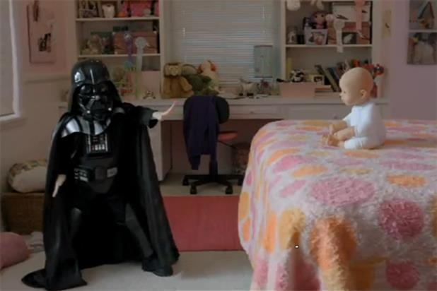 VW's 'Darth Vader' ad: UK launch
