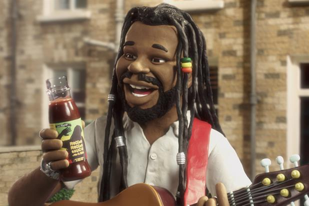 Levi Roots: 'It's so nice I had to name it twice'