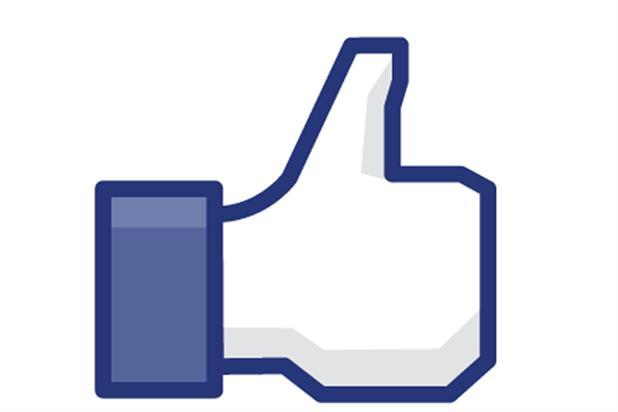 Facebook likes logo