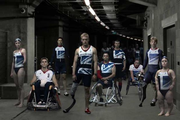 Channel 4: Paralympics ad