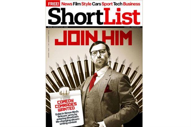 ShortList: planning web launch