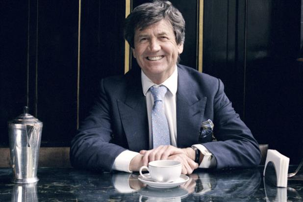 Melvyn Bragg: presenter of BBC Radio 4's 'In Our Time'