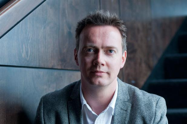Former M&C Saatchi digital chief Jon Sharpe