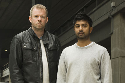 Oliver and Patel: joining Fallon's creative director line-up