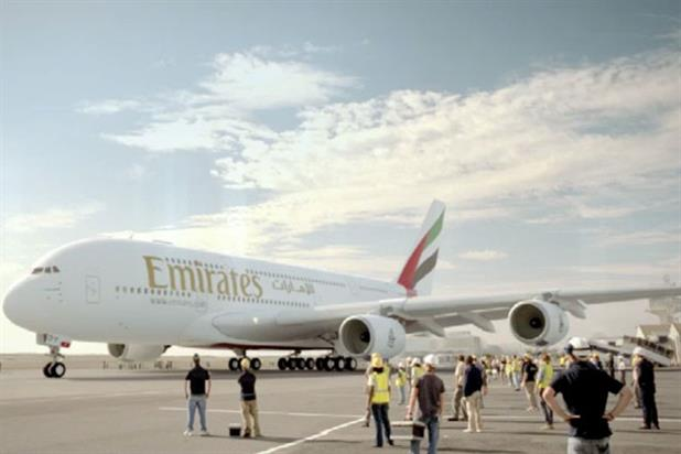 Emirates: appointed Razorfish