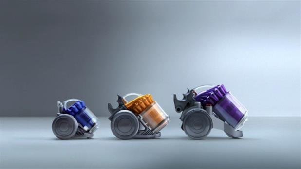 Dyson: Mindshare will handle the £120 million consolidated global media account