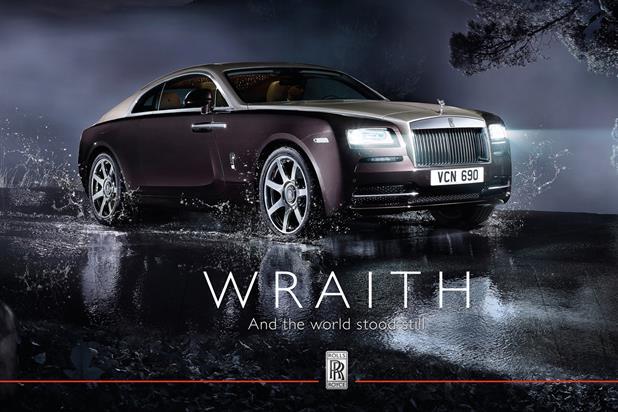 Rolls-Royce: global creative pitch