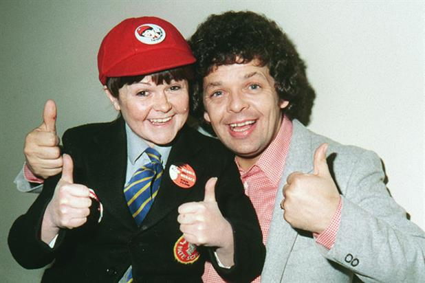 Andy Nairn will be aiming to emulate the Krankie's in 2012