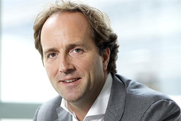 David Jones: group chief executive, Havas