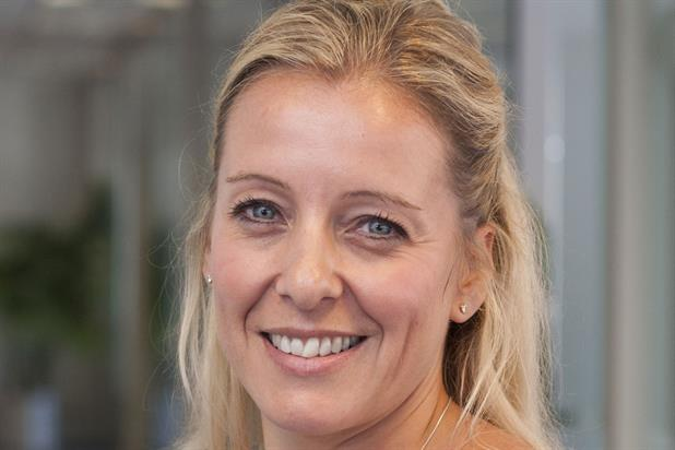 Anna Campbell: moves to OMD as business development director for EMEA