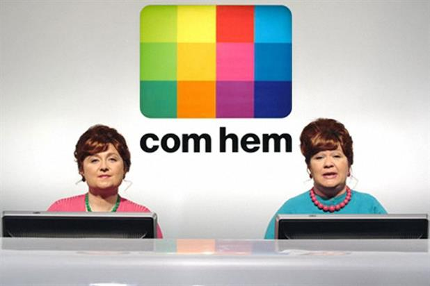 Com Hem: Swedish telecoms firm looks for UK agency