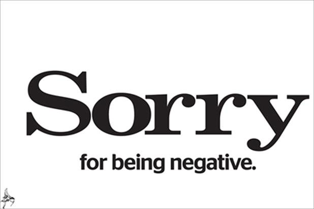 McCann London: the sorry campaign for the relaunch of The London Evening Standard