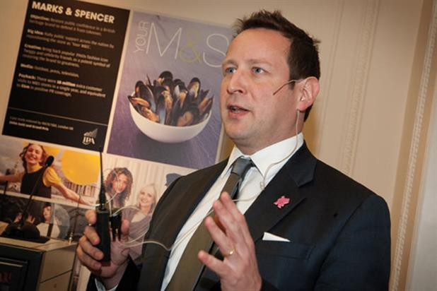 Ed Vaizey: minister for culture, communications and creative industries