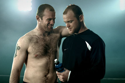 Powerade: latest ad featuring Wayne Rooney