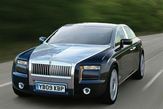 Rolls-Royce: Partners Andrews Aldridge is the incumbent