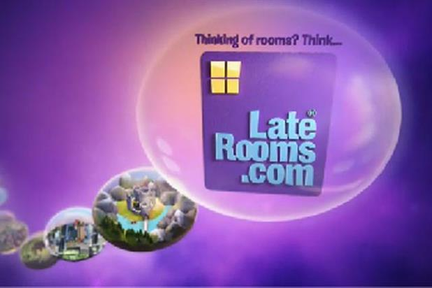 Laterooms.com: ad campaign launches tonight on C4