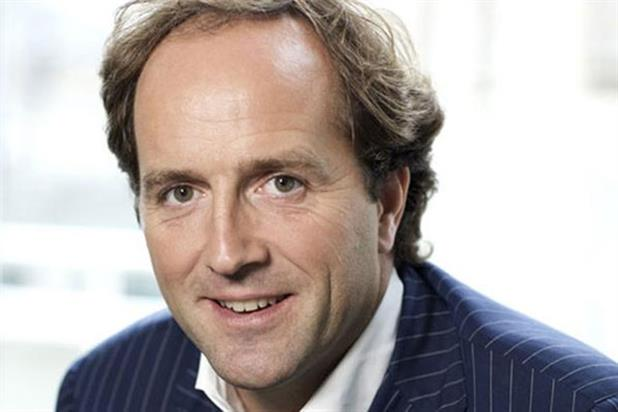 David Jones: the former chief executive of Havas group
