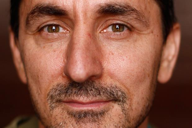 Dave Droga: founder and creative chairman of Droga5 (picture credit: Steve Carty for Hermann & Audrey)