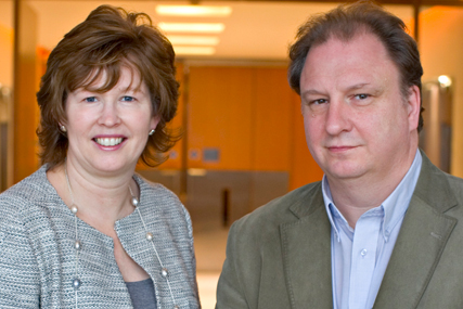Janet Snedden and Nick Fletcher: hired by Wunderman to senior posts