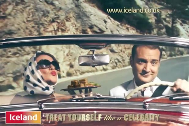 Iceland: rolls out idents for ITV's I'm a Celebrity... Get Me Out of Here