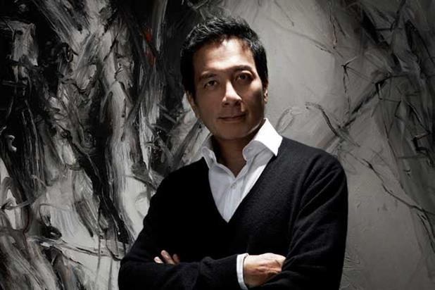 Tham Khai Meng is the worldwide chief creative officer at Ogilvy & Mather
