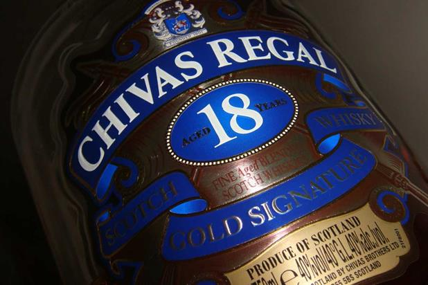 Chivas Regal: Pernod Ricard UK appoints Kameleon to sponsorship and brand content account