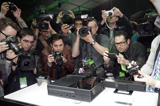 Xbox One...contains live TV, video on demand and social media within a traditional games console