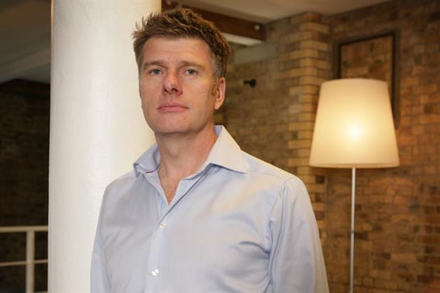 Paul Brazier, chair of Big Awards judges