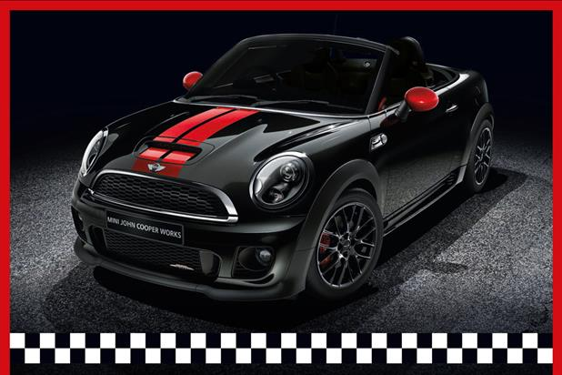 Mini: horsemeat scandal alluded to in ad for the John Cooper Works Roadster