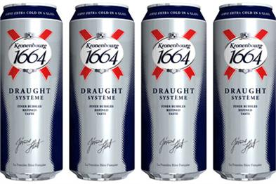 Kronenbourg 1664 appoints BBH