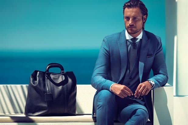 Hugo Boss: presentations for the business, which excludes fragrances, are due to take place in June
