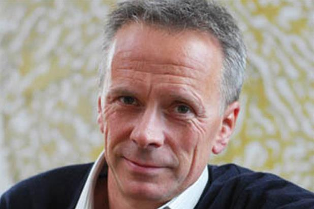 Peter Fincham... ITV programming chief